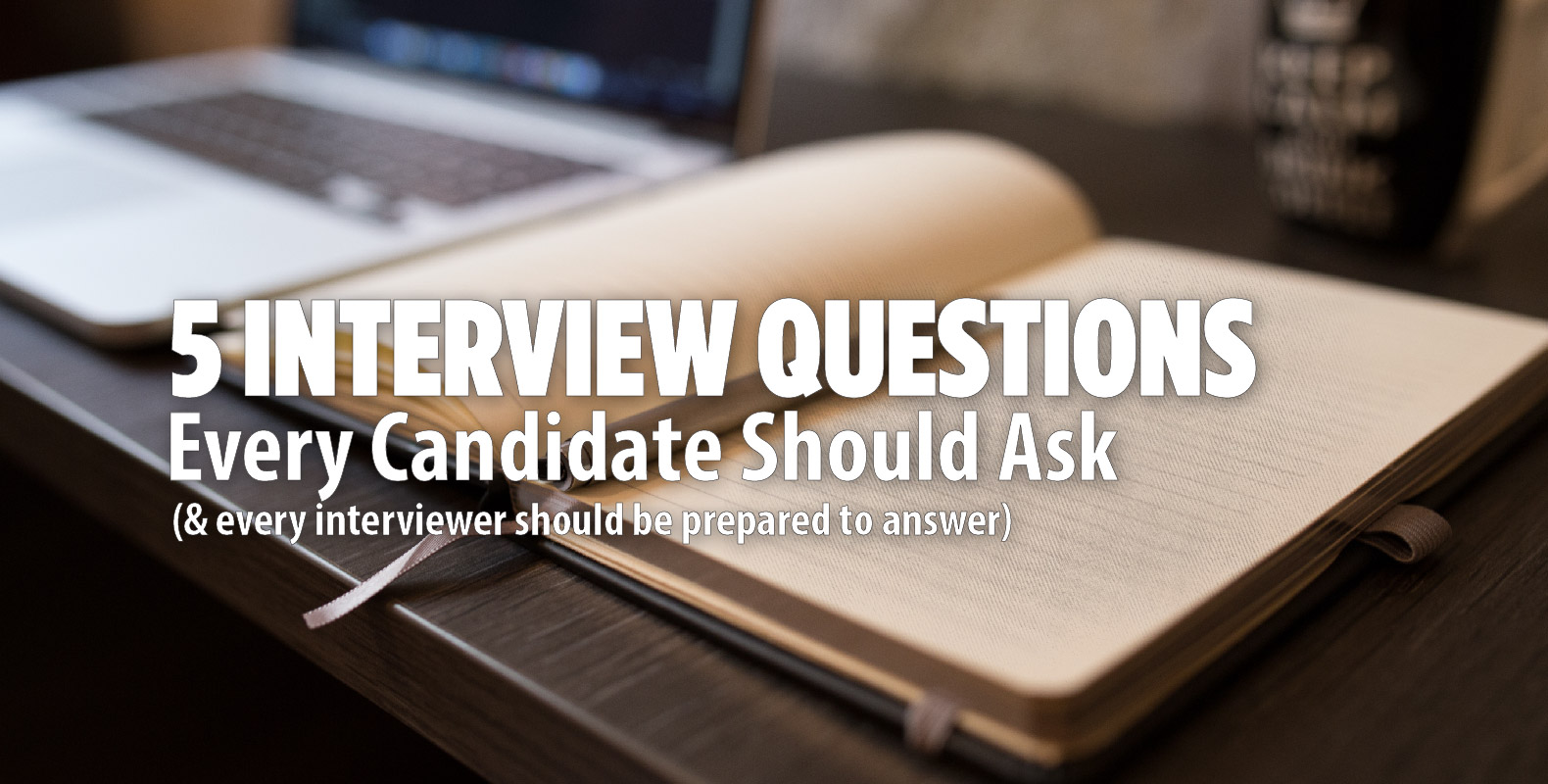 5 Interview Questions by Tripp Atkinson